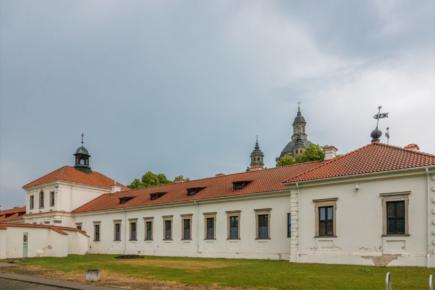 Pažaislio kamaldulių vienuolyno ansamblis